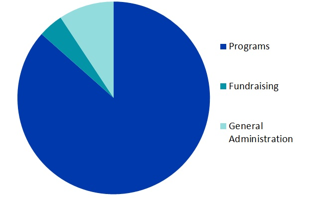 Use of Funds 2013